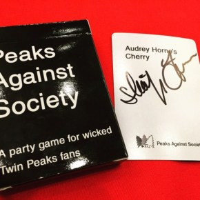 The Twin Peaks Expansion Pack For Cards Against Humanity Is Here