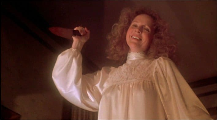 Piper Laurie as Margaret White in Carrie