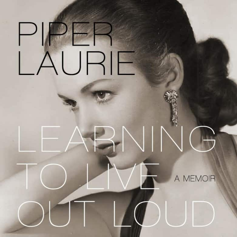 Audiobook version of Piper Laurie's memoir