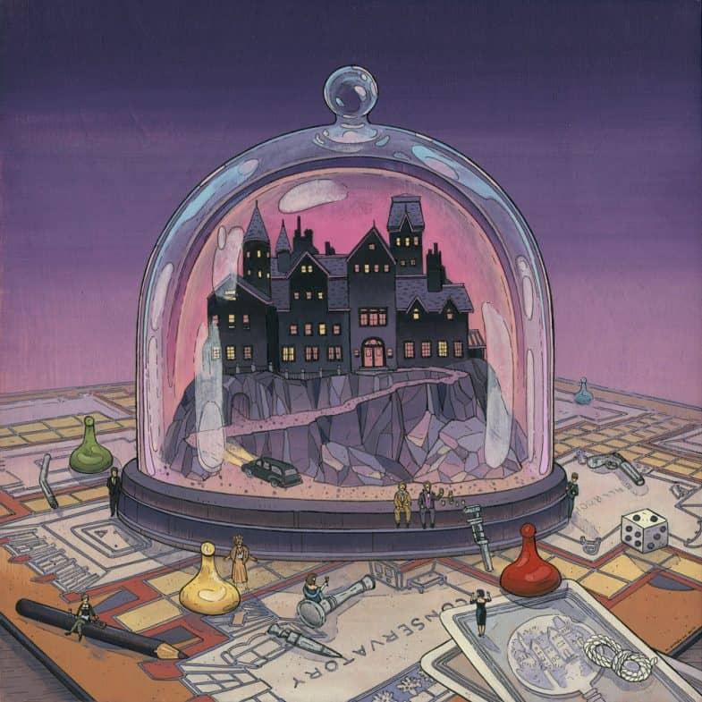 Clue pop terrarium