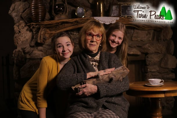Pretty Little Demons and The Log Lady