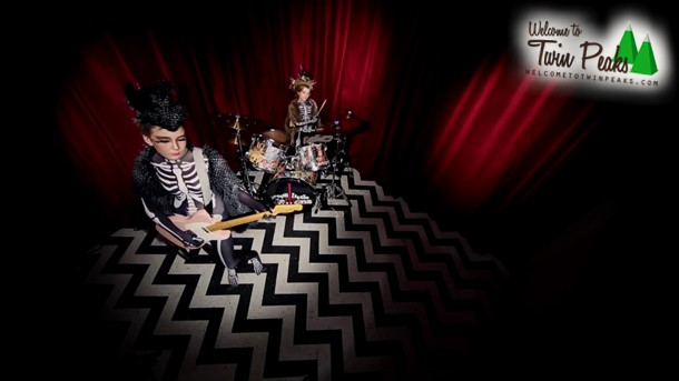 Pretty Little Demons in Twin Peaks themed music video for Unknown Species