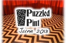 Puzzled Pint - Twin Peaks