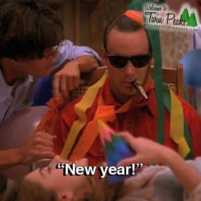 "Leo Johnson: ""New year!"""