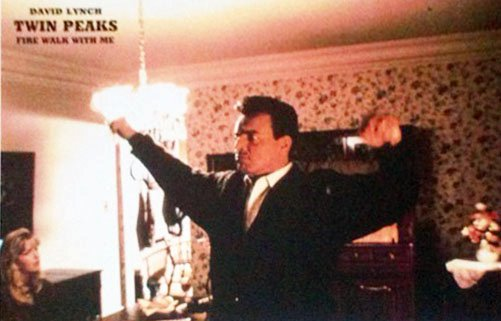 Ray Wise as Leland Palmer in a deleted scene from Twin Peaks: Fire Walk with Me