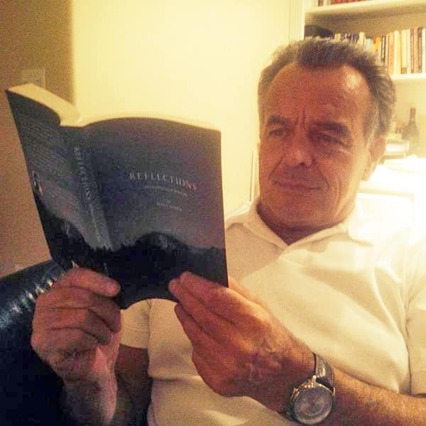 Ray Wise reading Reflections