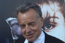 Ray Wise at The Missing Pieces premiere