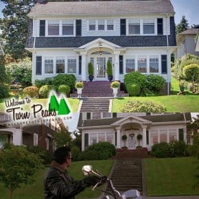 Laura Palmer's House As Seen In Twin Peaks For Sale