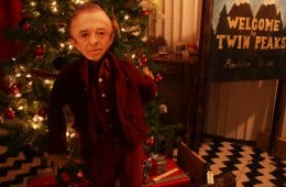 Twin Peaks Christmas: Man from Another Place