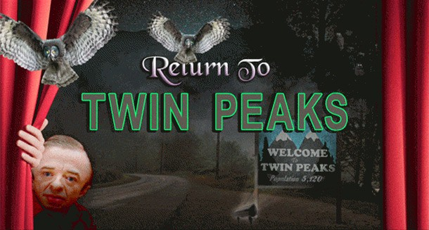 Is It Happening Again? Twin Peaks Creators Mark Frost And David Lynch Tweet Simultaneously About That Gum You Like Going To Come Back In Style!