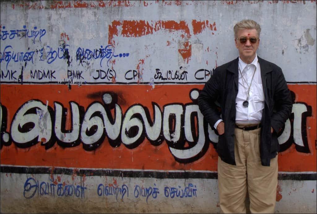 Richard Beymer film on David Lynch