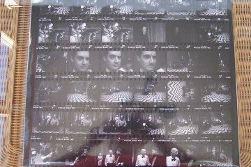 Richard Beymer Twin Peaks Proof Sheet E