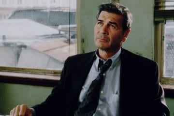 Robert Forster in a deleted scene from Mulholland Drive