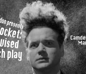 Ronnie Rocket, An Improvised David Lynch Play