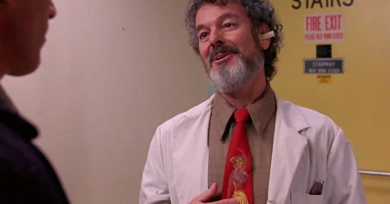 Russ Tamblyn to return to Twin Peaks in 2016, health permitting!