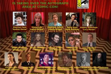 San Diego Comic-Con SDCC 2018 Twin Peaks guests