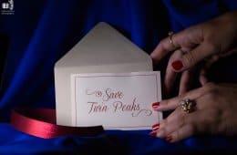 Saved Twin Peaks: Invitation to Save Twin Peaks