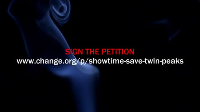 Save Twin Peaks: Petition