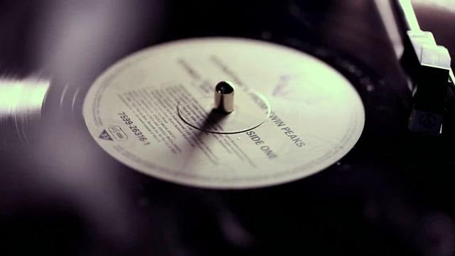 Save Twin Peaks: Vinyl record