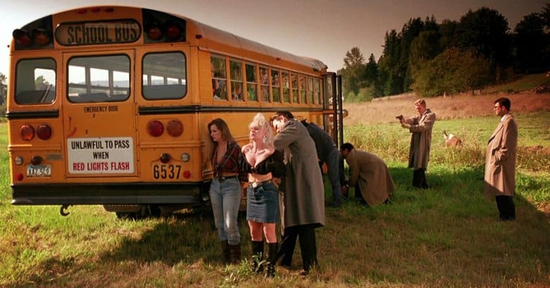 Twin Peaks: Fire Walk with Me school bus & prostitutes