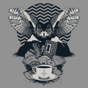 Secrets Are Dangerous, A Twin Peaks T-Shirt For Just $10