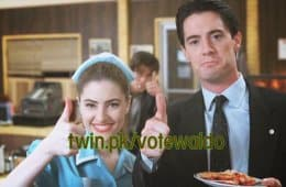 Vote Welcome to Twin Peaks for the Shorty Awards 2015
