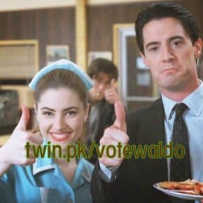 Attention Twin Peaks Fans, Please Vote For Welcome To Twin Peaks In The Shorty Awards!