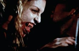 Sheryl Lee in John Carpenter's Vampires