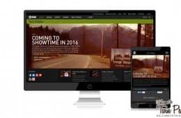 Twin Peaks Showtime website