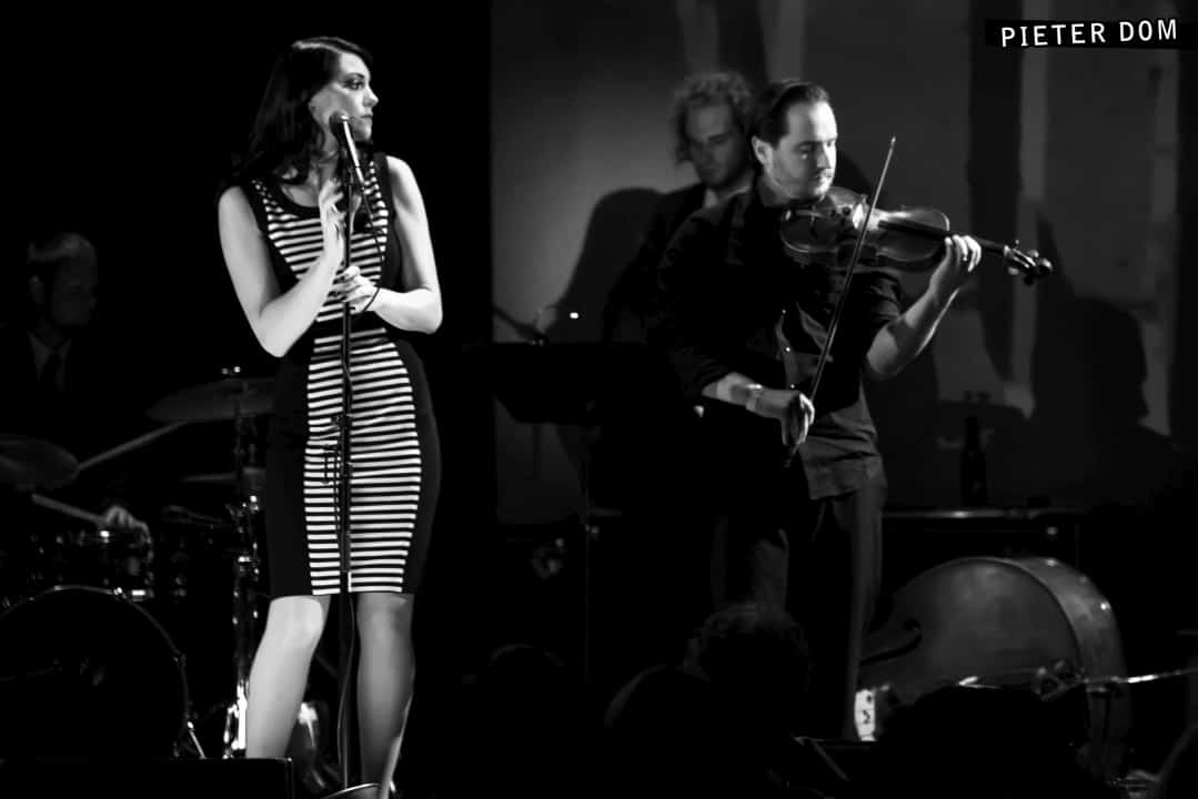 Silencio, Le Poisson Rouge, NYC by Pieter Dom (2)
