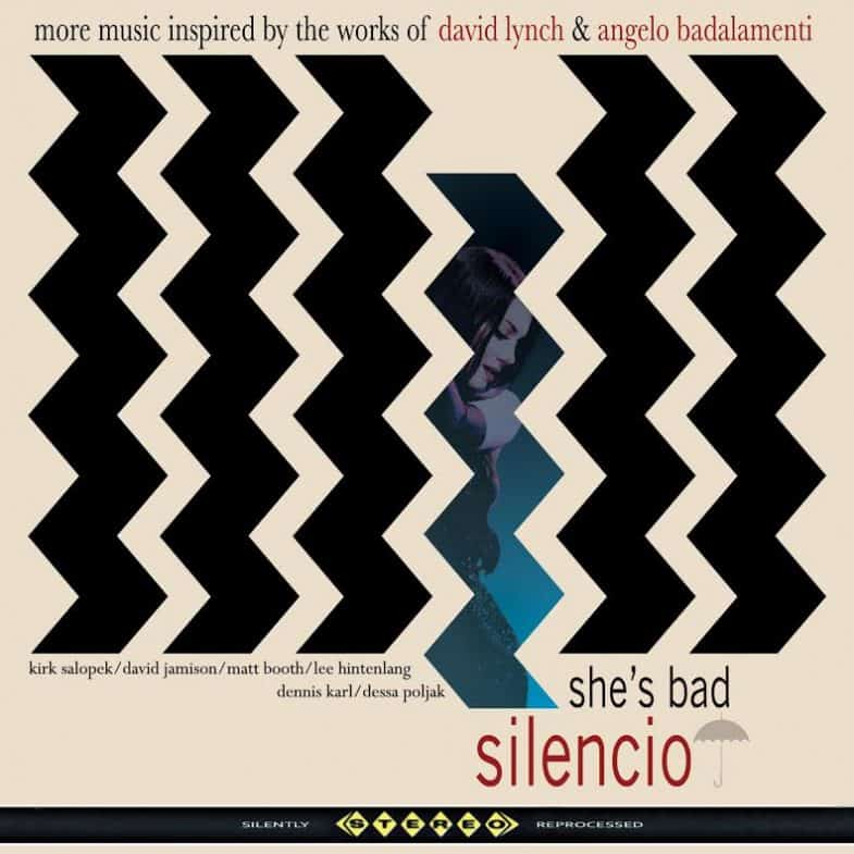 Silencio - She's Bad (album cover)
