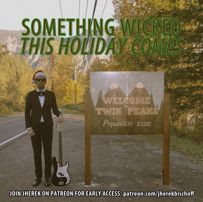 Christmas Twin Peaks Album
