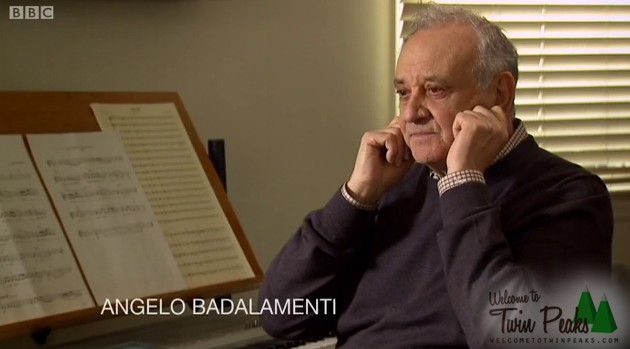 Angelo Badalamenti: Sound of Cinema BBC Four