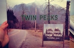 Soundtrack from Twin Peaks LP (vinyl album)
