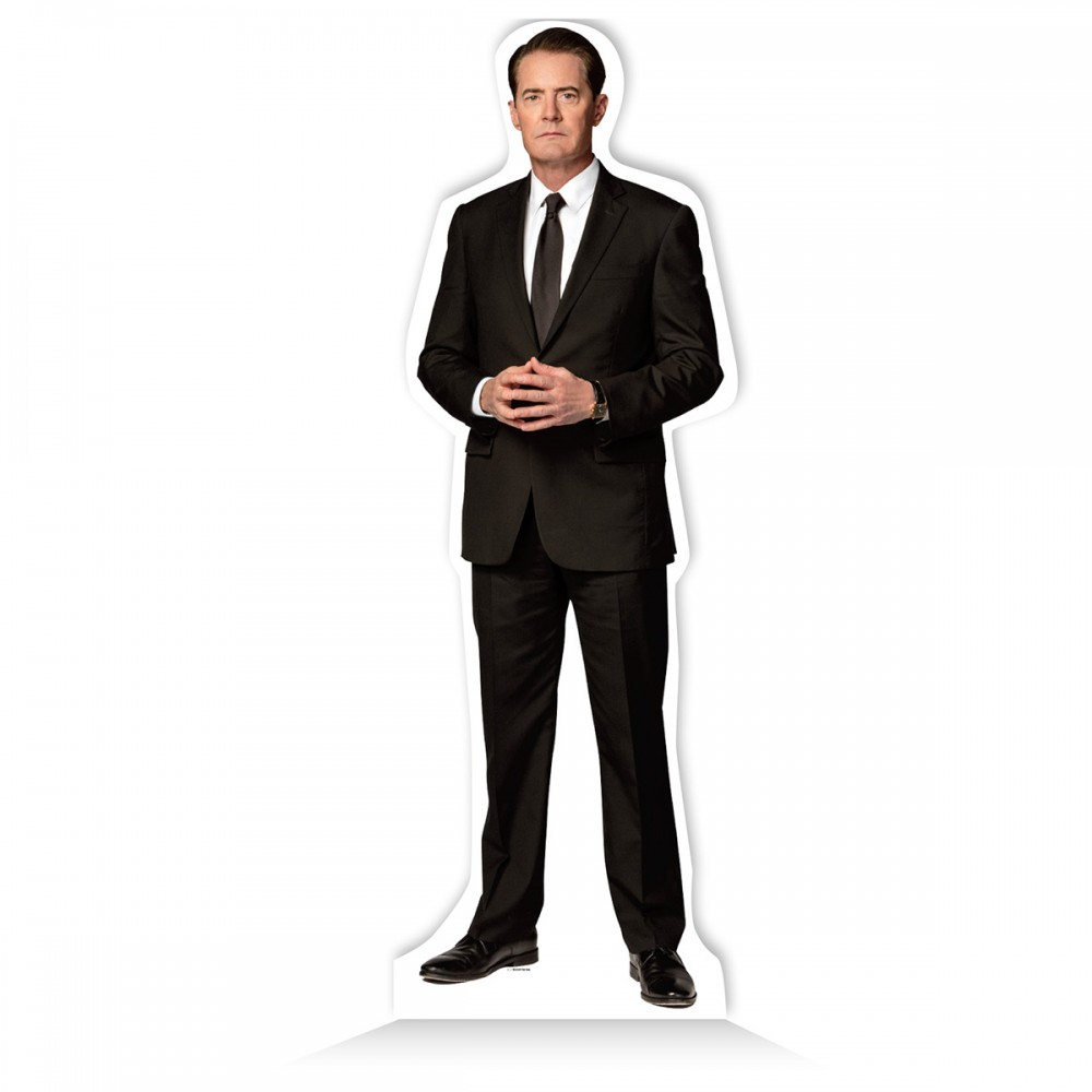 Special Agent Dale Cooper standee