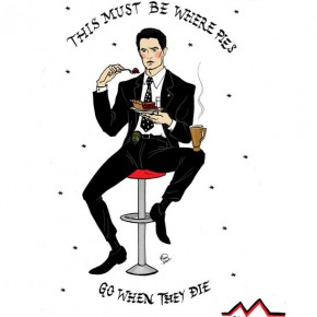 """You've Asked For It: 20 """"Men Of Twin Peaks"""" As Pin-Ups (Exclusive Premiere)"""
