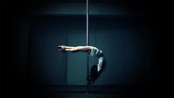 Twin Peaks pole dance choreography