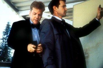 FBI Agents Sam Stanley & Chester Demond