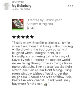 Stickers review
