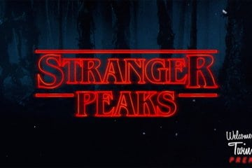 Stranger Peaks: Laura Palmer's Theme from Twin Peaks meets the Stranger Things theme song