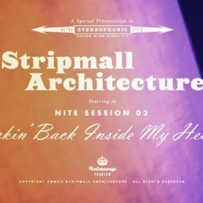 Stripmall Architecture Covers Rockin' Back Inside My Heart (Video)
