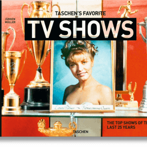 Twin Peaks Makes The Cover Of Taschen's Favorite TV Shows Book