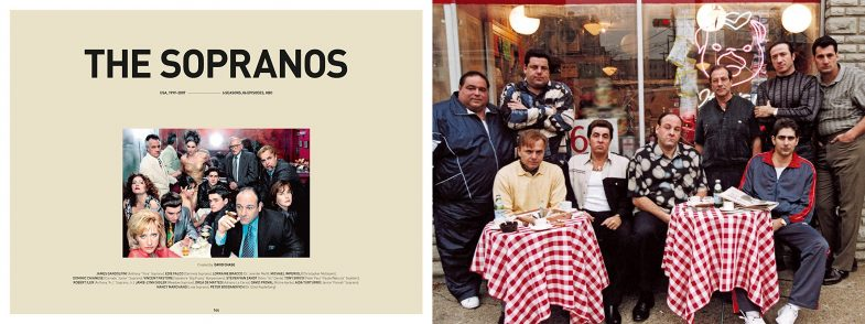 TASCHEN's Favorite TV Shows: The Sopranos