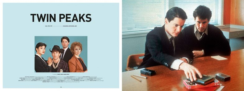 TASCHEN's Favorite TV Shows: Twin Peaks