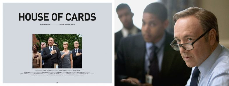 TASCHEN's Favorite TV Shows: House of Cards