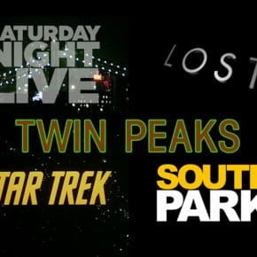 Twin Peaks Up Against SNL, Lost, Star Trek And South Park For TCA Heritage Award 2014