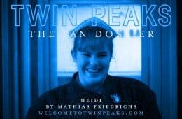 Twin Peaks: The Fan Dossier - Heidi