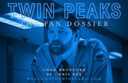 The Fan Dossier: Deputy Chad Broxford