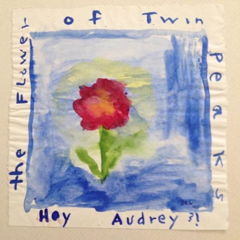 The Flower of Twin Peaks: Hey Audrey!