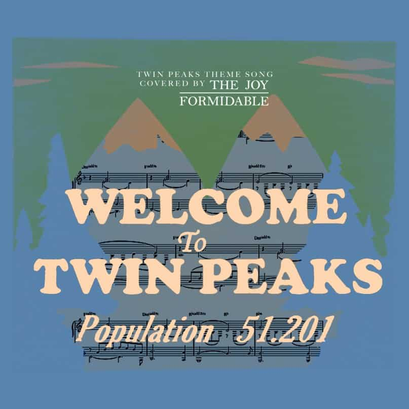 The Joy Formidable - Twin Peaks Theme (cover)